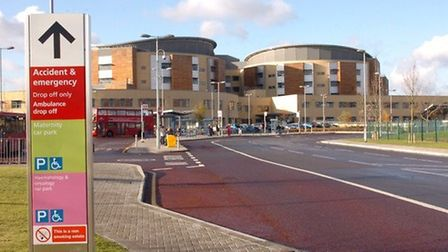 Queen's Hospital. Picture: Archant