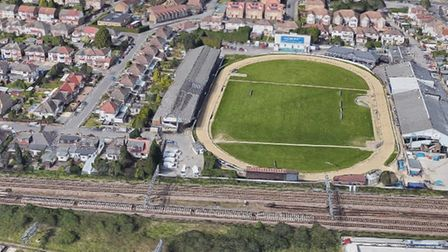 The highest number of noise complaints came from two streets next to Romford Greyhound Stadium. Pict