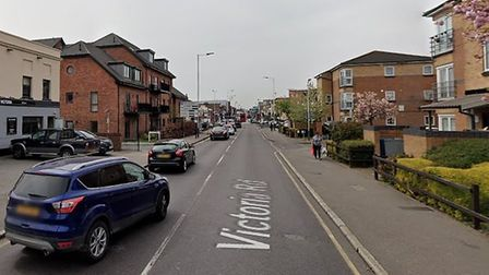 Victoria Road is one of the borough's noise 'hotspots', according to council figures. Picture: Googl