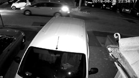 Do you know who drives this car? Picture: Met Police