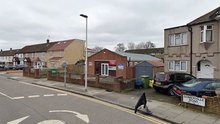 Somerville Hall in Chadwell Heath has been saved from demolition. Picture: Google