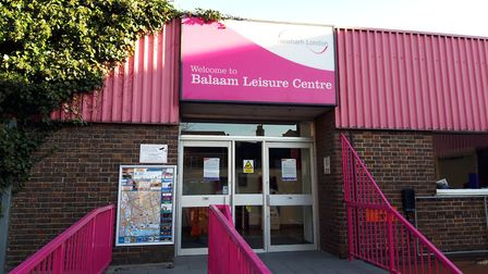 The council has proposed four options for the future use of the Balaam Leisure Centre in Plaistow, w