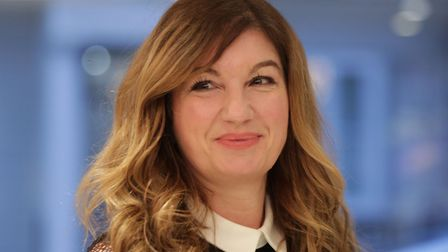 West Ham Football Club's Karren Brady, is proud of the work the Club is doing for the community.