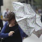 London will not quite escape Storm Gertrude (Picture: PA Images)