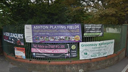 Ashton Playing Fields is about to get an upgrade to welcome Woodford Town FC back to its home ground