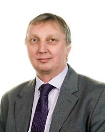 Green Party candidate Peter Caton is running in this year's Cranham by-election. Picture: Peter Cato
