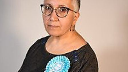 Alka Sehgal Cuthbert, Brexit Party candidate for East Ham. Picture: Brexit Party