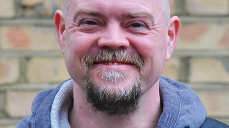 Mike Spracklin is the Green Party candidate for East Ham. Picture: Green Party