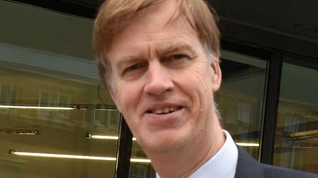 Stephen Timms is the Labour Party candidate for East Ham. Picture: Ken Mears