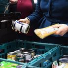 Almost half of emergency food parcels go to children in Redbridge. Picture: PA Images/Andy Buchanan