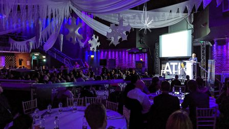 The conference was held at Atik, Romford. Picture: Havering Council