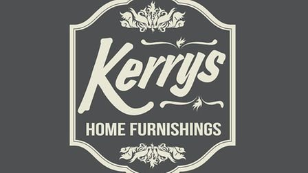 Kerrys Home Furnishings Logo. Picture: Supplied