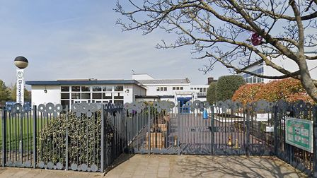 Portway Primary in Stratford Road, Plaistow. Picture: Google