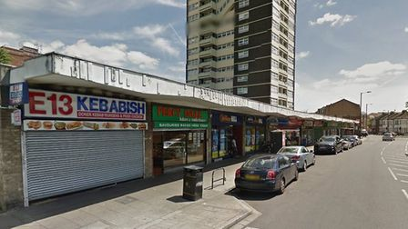 The victim first encountered a group in Plaistow High Street before the alleged attack in Swete Stre