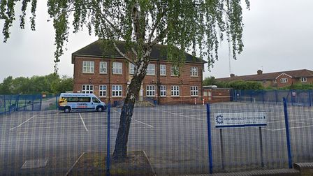New Rush Hall School is set to take on 16 extra pupils from next September if plans are approved. Pi