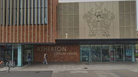 Atherton Leisure Centre in Forest Gate. Picture: Google street view.