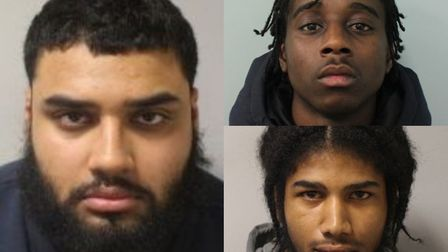Sultan Chaudhry, Paulinho Paulo and Dullah Abdullah have all been convicted for their parts in the d