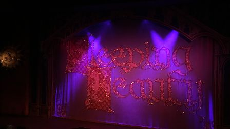 Sleeping Beauty at the Kenneth More Theatre. Picture: Roy Chacko