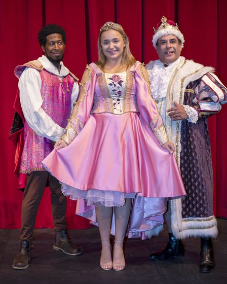 Sleeping Beauty will run at the Kenneth More Theatre from December 14 to January 12. Picture: Rob Br