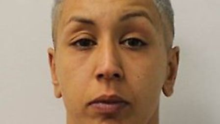 Coelle Holly Beaupierre from Ilford has been jailed. Picture: Met Police