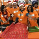 Seva Street volunteers will be helping the homeless with food, clothes and other items in Stratford