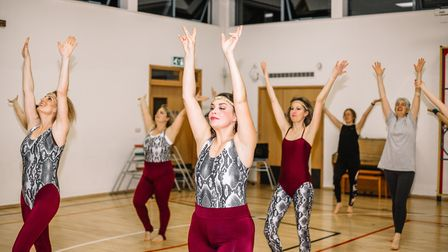 Founded by Hebe Alloun in 2017, Mum-Dance came to Newham in September. Picture: Megan Gisborne Photo