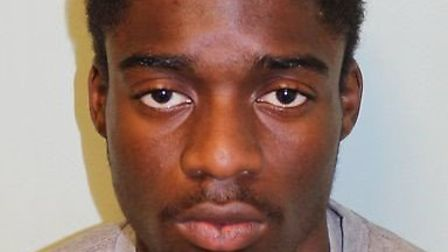 Romaine Williams-Reid, 18, of Erith Crescent, Collier Row, has been convicted of manslaughter. Pictu