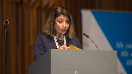 East London Foundation Trust chief executive officer Dr Navina Evans received a CBE in the New Year'