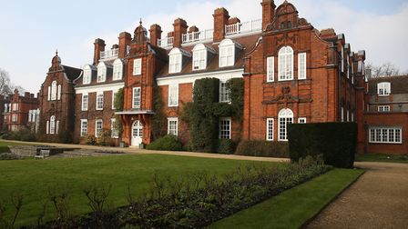 Newnham College, University of Cambridge where Mary Benton studied. Picture: PA