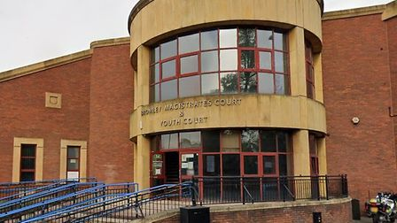Bromley Magistrates' Court. Picture: Google