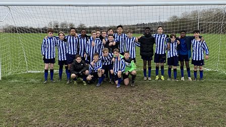 Emerson Park's year eights are into the last eight of the National Cup