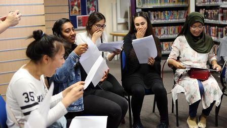 The league tables are based on GCSE results from last summer. Picture: Melissa Page