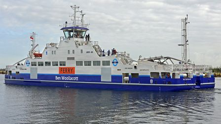 TfL plans to take over running the Woolwich Ferry by the end of 2020. Picture: TfL