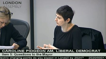 Liberal Democrat London Assembly member Caroline Pidgeon highlighted the need for a steep increase i