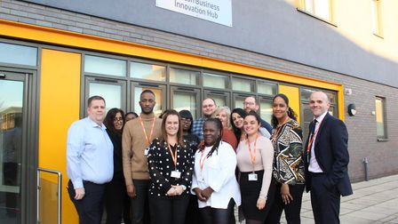 Beacon Business Innovation Hub has been rated Good by Ofsted. Picture: Ouma Soobadoo