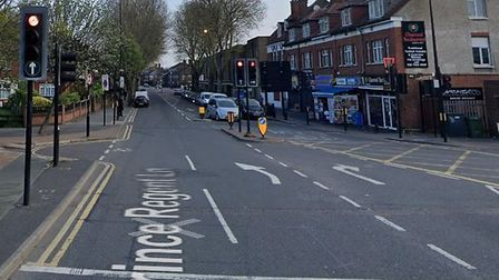 Police say a gun was fired in Prince Regent Lane on Wednesday night, January 22. Picture: Google