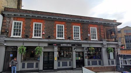 The Queen's Head, West Ham Lane, has retained its licence. Picture: LDRS