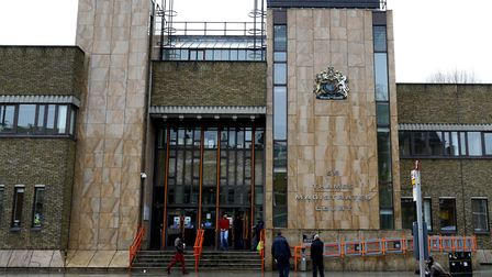 Thames Magistrates' Court. Picture: Gareth Fuller/PA