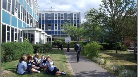 Hall Mead School. Picture: Hall Mead