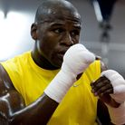 Floyd Mayweather will come to York Hall for a Q&A. Picture: Daniel Hambury/PA