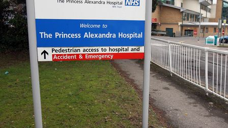 Frederick Payne died at Princess Alexandra Hospital in Harlow after being allowed to refuse food. Pi