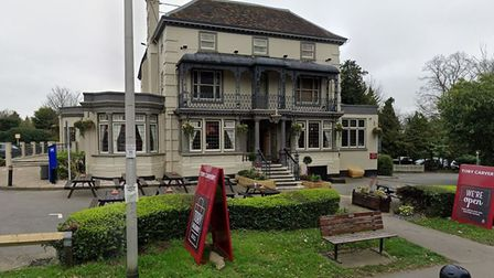The Toby Carvery in Holybush Hill. Picture: Google Maps