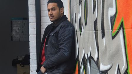 """Raheel, 34, who has lost friends to gang crime, said he hoped the gym would be a """"holistic"""" way of a"""