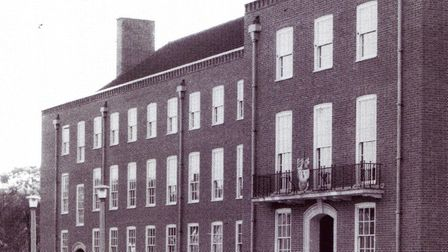 Brentwood's old Council Offices were opened in 1957 by HM Queen Elizabeth.