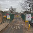 Unite members at the Folkestone Road depot could be balloted on industrial action again soon. Pictur