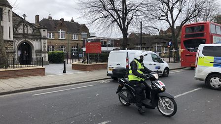 A 24-year-old man named Ricardo Fuller was stabbed and killed outside a nightclub in Ilford High Roa