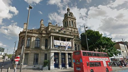 Old Town Hall in Stratford. Picture: Google.