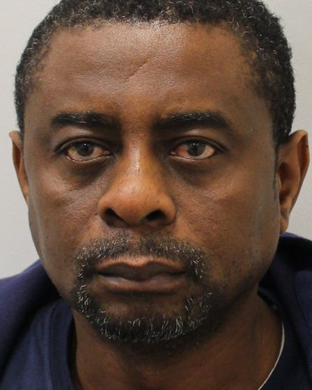 Alex Enyiagu, 50, of Whitings Road, Barnet, was sentenced to six years for conspiracy to commit frau