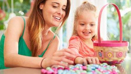 Spend some quality time with the kids this Easter in your new conservatory and entertain them with a