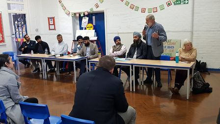 The Atam Academy parent board also held an emergency meeting on Saturday to raise their grave concer
